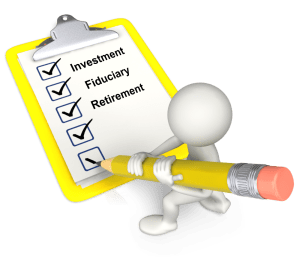 Investment Fiduciary Readiness check off